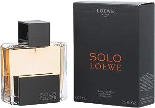 Solo Loewe Pour Homme by Loewe for Men Eau de Toilette 75ml