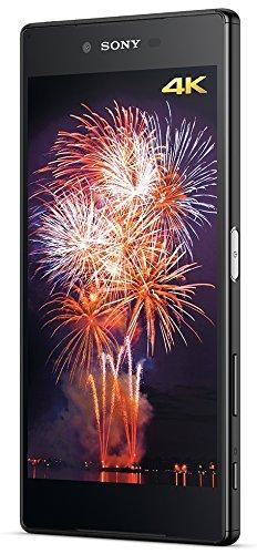 """Sony Xperia Z5 Premium Smartphone 4G 14 cm (5.5 pouces) Octa Core 32 Go 23 MPix Androidâ""""¢ 5.1 Lollipop noir"""