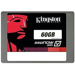 Kingston SSDNowV300 Unità a Stato Solido Interno, 60 GB, 2,5´´, SATA 3.0