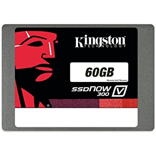 Kingston - SSDNow V300 - Disque Flash Interne - 60 Go (B00A35X6GM) | Amazon price tracker / tracking, Amazon price history charts, Amazon price watches, Amazon price drop alerts