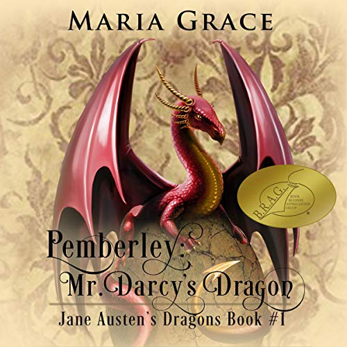 Pemberley: Mr. Darcy's Dragon: A Pride and Prejudice Variation audiobook cover art