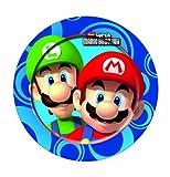 Bigiemme - Platos Super Mario Bros Wii 23cm 8PZ