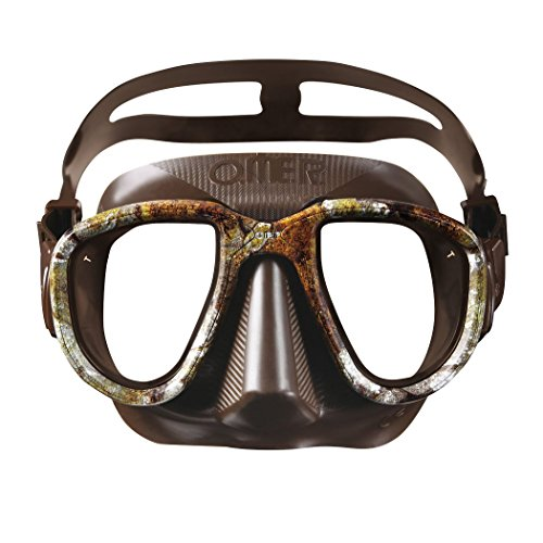 OMER Camu 3D Alien Mask by Omer