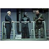 G.I. Joe: Retaliation Jonathan Pryce as President Luke Bracey as Cobra Commander and Ray Stevenson as Firefly 8 x 10 Inch Photo