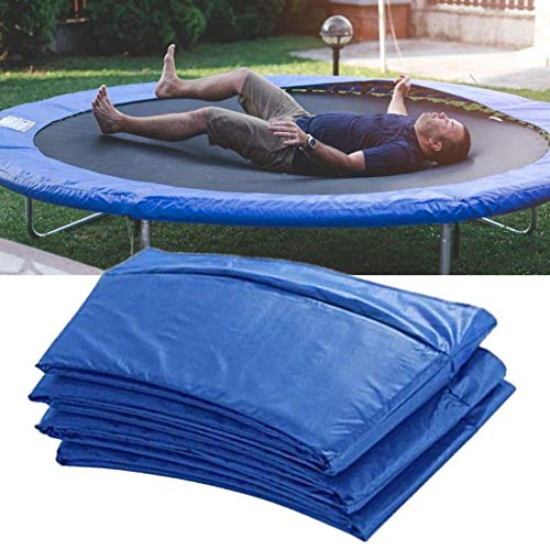 Chalkalon Universal spring cover padding - trampoline edge cover 8ft 6ft Replacement Trampoline Surround Pad/Trampoline Pad Protection Cover