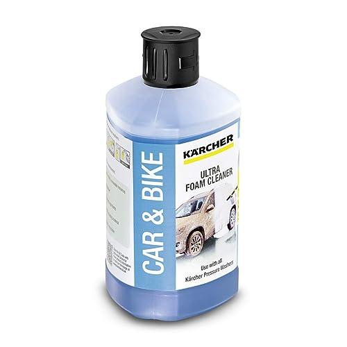 Kärcher 1 L Ultra Foam Cleaner, Pressure Washer Detergent