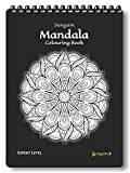 Zen Sangam Mandala Young Adults Colouring Book : Experts (Level 5)
