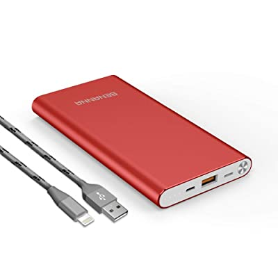 Portable Charger 10000mAh Cell Phone Power Bank