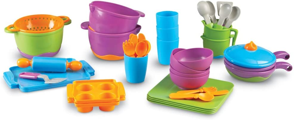 Learning Resources New Financial sales sale Sprouts Classroom Set High quality Kitchen
