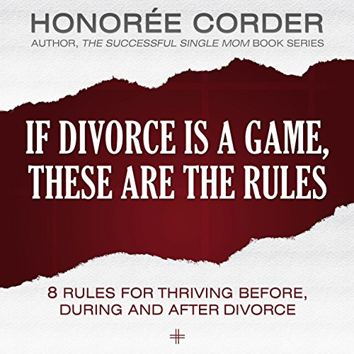 If Divorce Is a Game, These Are the Rules audiobook cover art