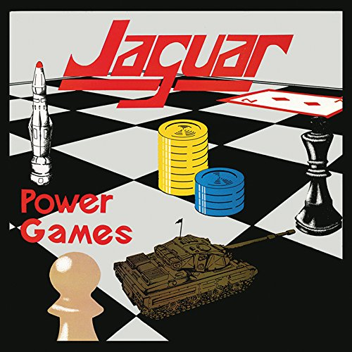 Power Games (Vinile Colorato)