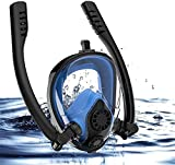 Goggles Gafas de Buceo Máscara de Buceo Face Full Scuba Snorkel...