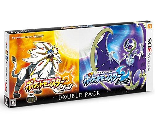 ポケットモンスター サン・ムーン ダブルパック- 3DS