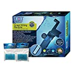 Green Killing Machine GKM9W Internal UV with Power Head & Two Pack Replacement Sponge (3 Items)