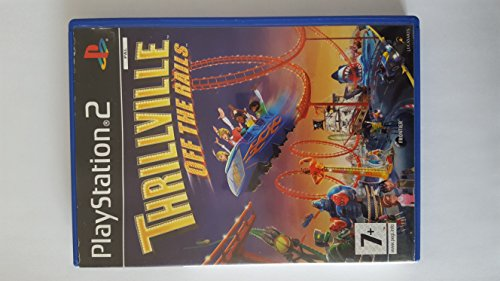 Thrillville: Off the Rails (PS2) [Importación inglesa]