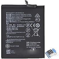新品Huawei携帯電話用バッテリーHuawei P30 HB436380ECW交換用のバッテリー 電池互換内蔵バッテリー3.85V 3550mAh/13.67Wh
