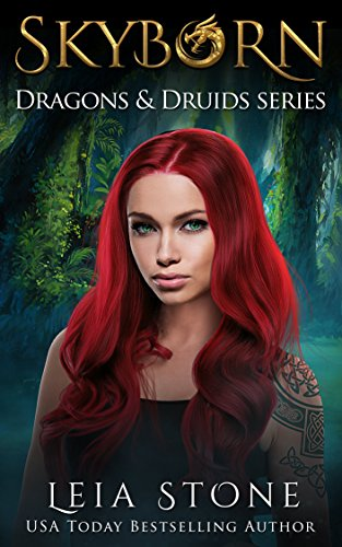 Skyborn (Dragons and Druids Book 1)