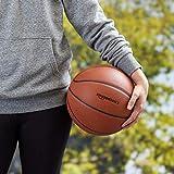 Amazon Basics - Balón de baloncesto hecho de compuesto de poliuretano, talla oficial, 2 unidades