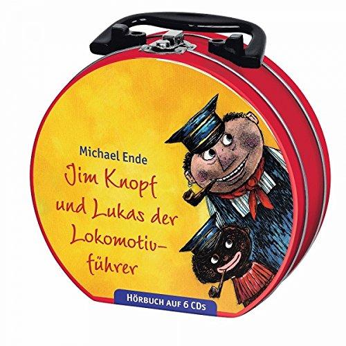 Mein Hörbuch-Koffer: Jim Knopf und Lukas der Lokomotivführer
