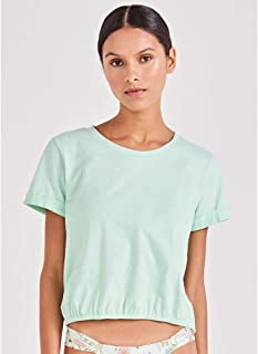 T Shirt Elástico Verde