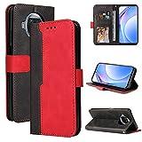 Phone Flip Case Cas for Xiaomi Redmi Note 9 PRO 5G, for Xiaomi Mi 10T Lite 5G, for portefeuille à...