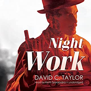 Night Work audiobook cover art