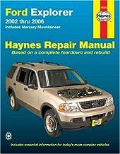 Ford Explorer 2002 thru 2006: Includes Mercury Mountaineer (Haynes Repair Manual)