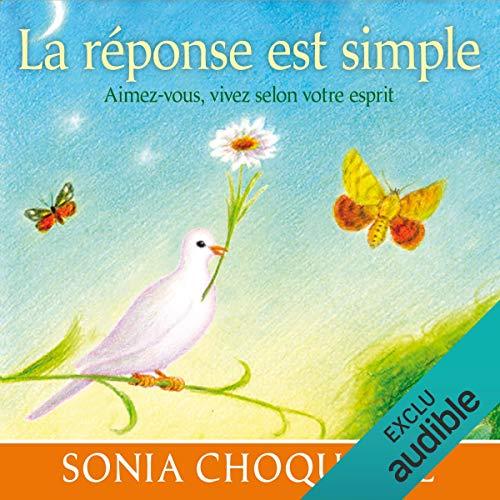 La réponse est simple audiobook cover art