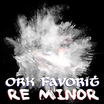 Re Minor