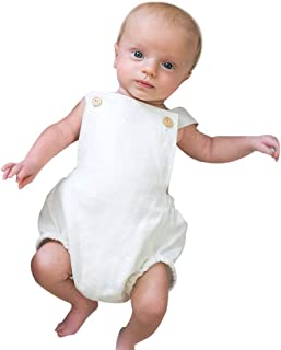 Unisex Baby Boy Girl Romper Cotton Bodysuits Bunny Baby Pajamas Baby Clothes for 0-3 Years