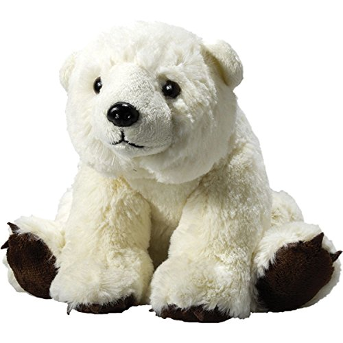 TOWER TOYS - peluche ours blanc - 20 cm - 60617