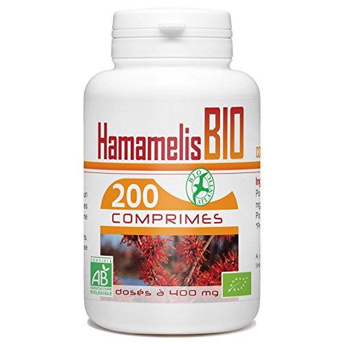 Hamamelis Bio - 400 mg - 200 comprimés