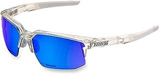 Inconnu 100% speedcoupe Gafas de Sol Unisex, Transparente
