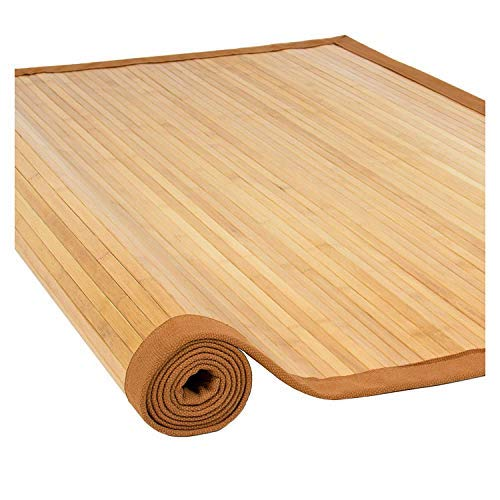 alfombras de bambu fabricante Nisorpa