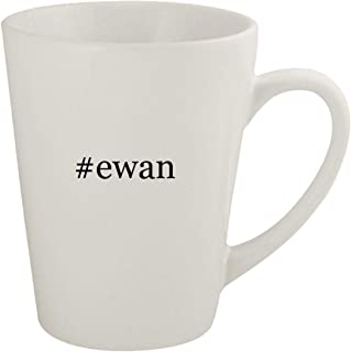 #ewan - Ceramic 12oz Latte Coffee Mug