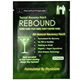 Rebound Hangover Patch - 30 Patches