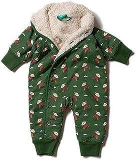 Little Green Radicals Baby Handschuhe F/äustlinge f/ür den Winter aus Baumwolle