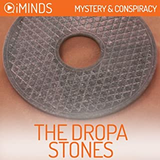 The Dropa Stones audiobook cover art