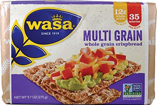 Wasa Multigrain Crispbread, 9.7 oz