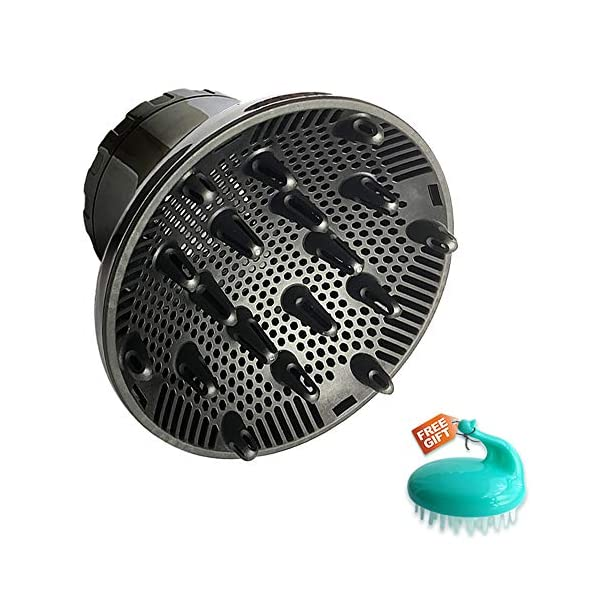 Hair Care products Universal Hair Diffuser, Hair Dryer Diffuser Attachment for Curly and Natural Wavy