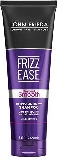 John Frieda Frizz Ease Beyond Smooth-Frizz Immunity Shampoo, 8.45 Fluid Ounce
