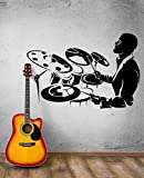 zqyjhkou Rugby Sport Wall Stickers For Kids Room Living Room Wallpapers Decals Vinyl Wall Art Home Decor Self Adhesive M64x42cm