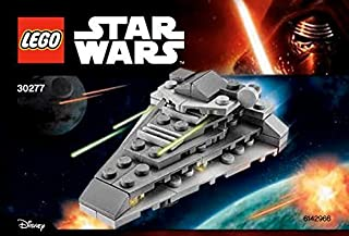"Lego Star Wars 30277 First Order Star Destroyer ""  LEGO Star Wars First Order Star Destroyer - Mini polybag"