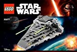 LEGO Star Wars 30277 First Order Star Destroyer Star Wars First Order Star Destroyer - Mini polybag