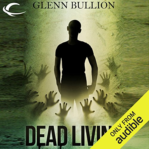 Dead Living audiobook cover art