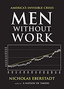 Men Without Work: America's Invisible Crisis (New Threats to Freedom Series) by [Nicholas Eberstadt]