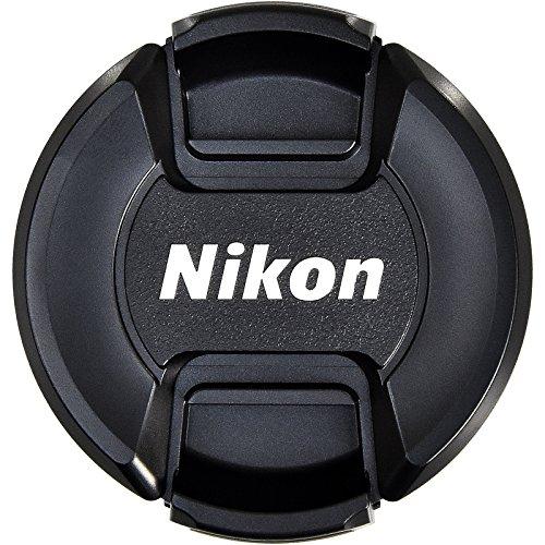 Nikon Lc-55A Coperchietto Frontale Innesto Rapido 55Mm, Nero