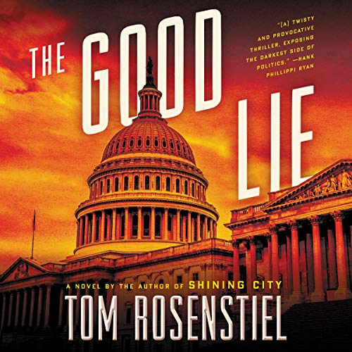 The Good Lie audiobook cover art
