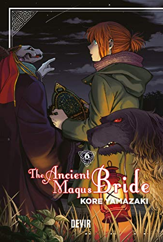 The Ancient Magus Bride: Volume 6
