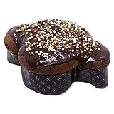 Colomba di Pasqua | Cioccolato Fondente e Gianduia |...